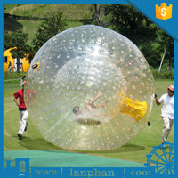 Cheap High Quality Colorful Inflatable Zorb Ball