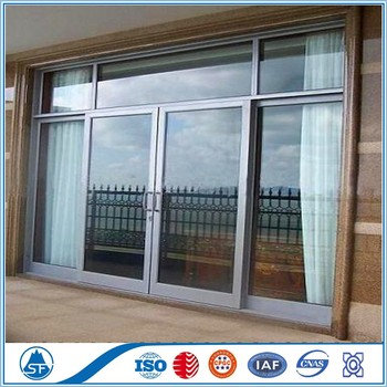French Designs Used Commercial Glass Doors With Factory Price Buy