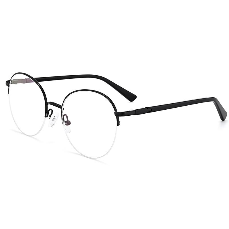 a3cb1b377e5d Best selling quality eyeglasses frames for women designer glasses danyang  metal optical