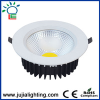 2015 CE Epistar warranty 2 years decorative recessed lighting COB led down light