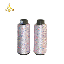 New Sequin <span class=keywords><strong>Sợi</strong></span> với <span class=keywords><strong>mini</strong></span> chromatic hoa sequin/paillette cho/đan/dệt vogue vải