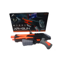 Christmas gift vr/AR gun bluetooth shooting toy with ar toy gun for iphone android smart phone