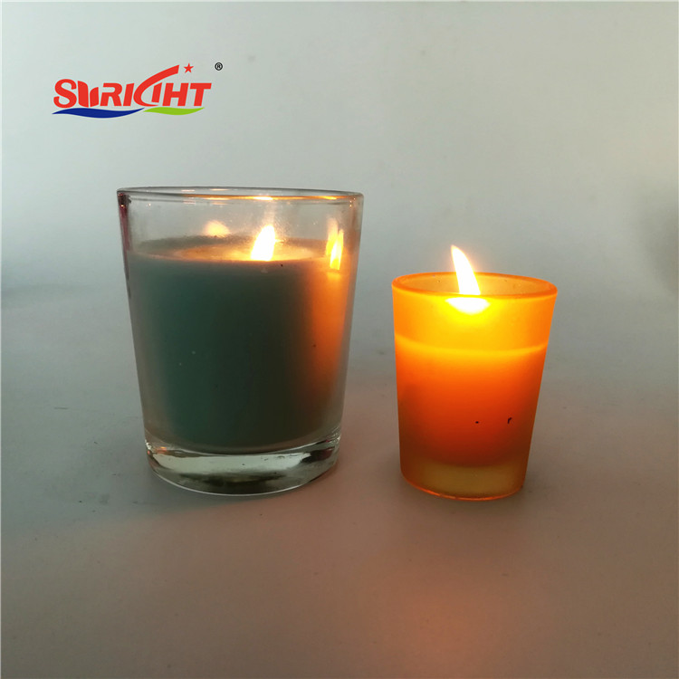 China Factory Bulk Small Order Custom OEM Fragrance Candles