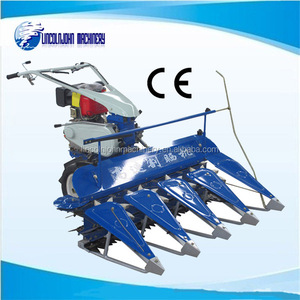 high efficiency 4lines shaft drive CE certificated tractor reaper