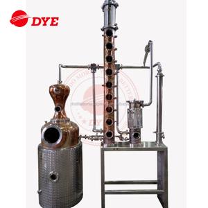100L Alembic Copper gin distillation moonshine still for sale