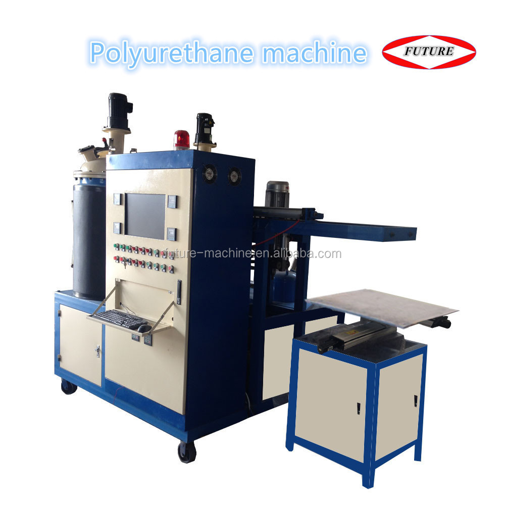 China Supplier Polyurethane Injection Foam Air Filter Making ...