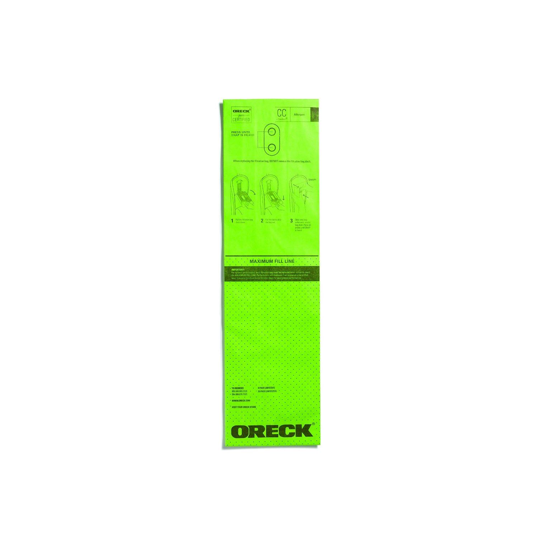 Oreck SELECT Allergen Filtration Bags - 6pk, AK1CC6A