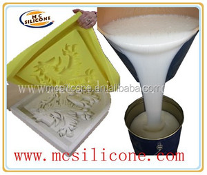 RTV 2 Silicone for imitation wood decorative ceiling medallion and crown moldings
