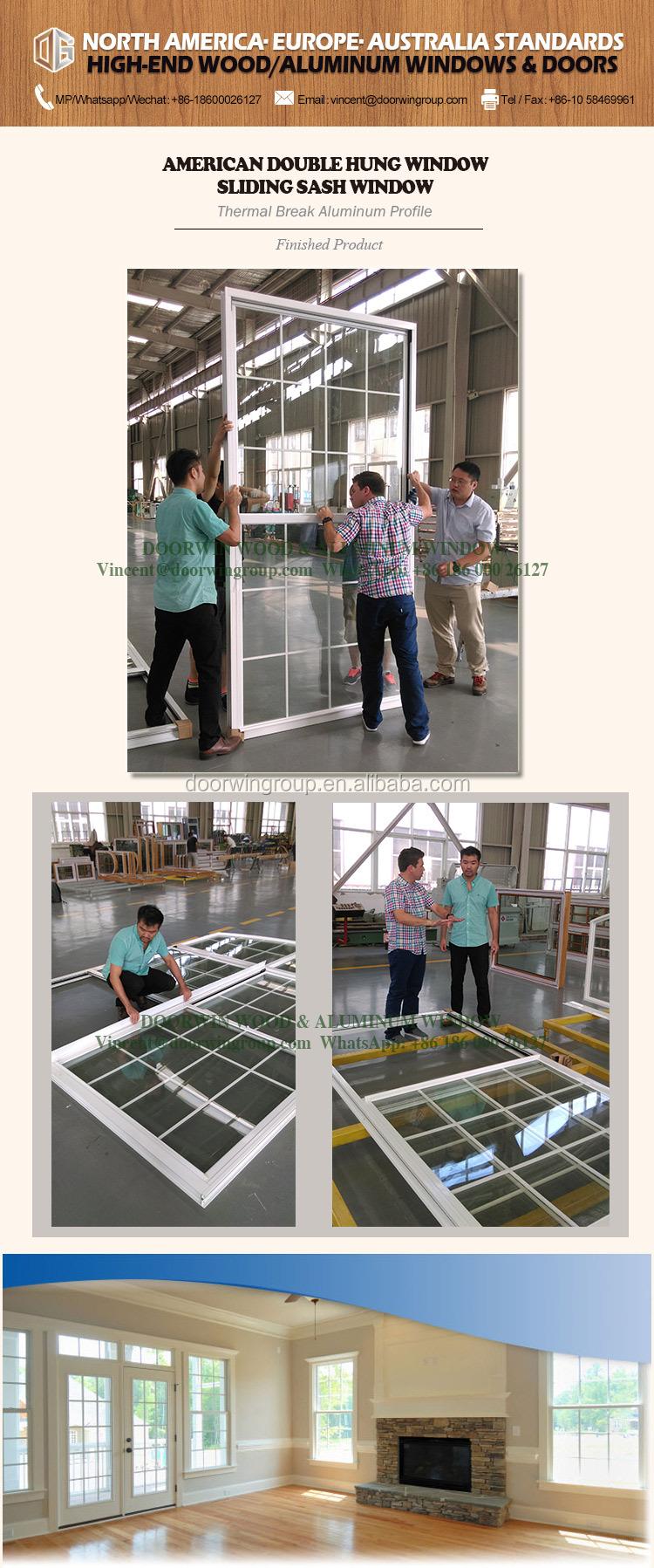 Marco De Aluminio Rotura Térmica Desplazamiento Vertical Alu ...