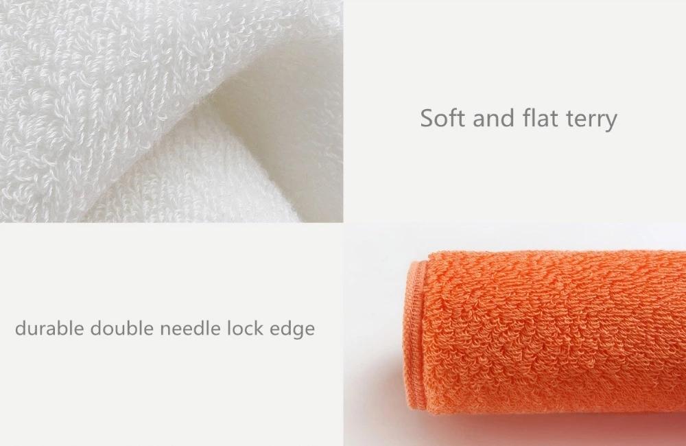 Original Xiaomi ZSH Bath Towel Facecloth Cotton Towel Xiaomi Young Beach Towel