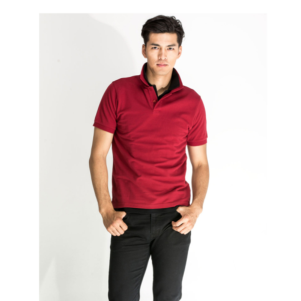 marvellous red polo shirt outfit 8