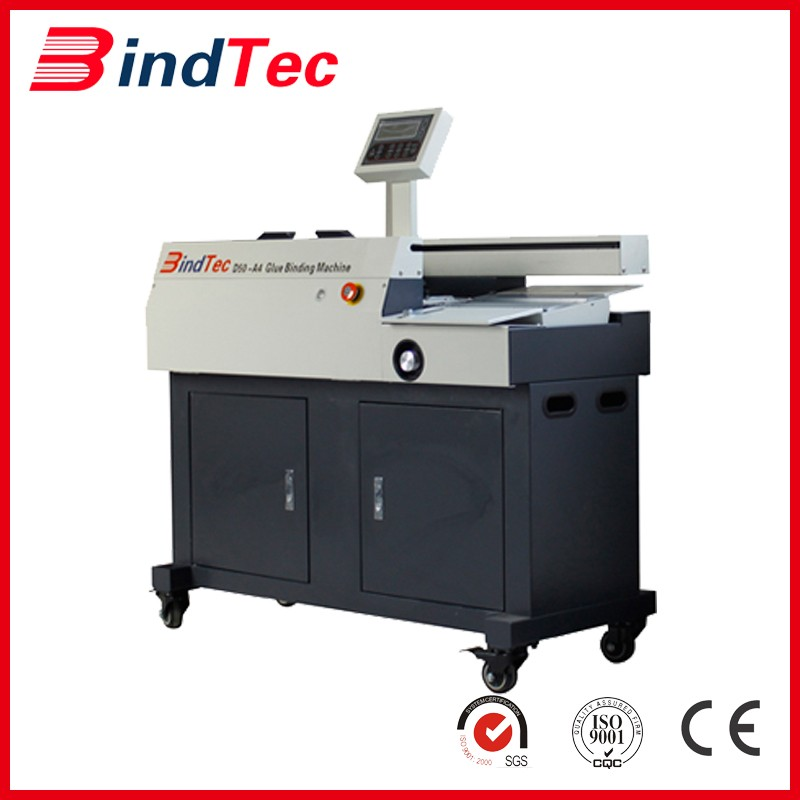 BD-D50-A4 Book Binding Machine