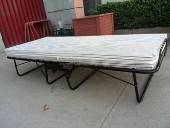 Vouwbed wegrollen opvouwbaar bed met matras buy product on alibaba.com