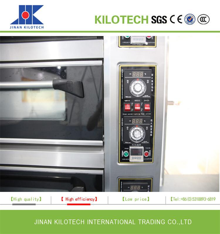 Bakery Store Used Lowest Price Electric Bread Baking Oven