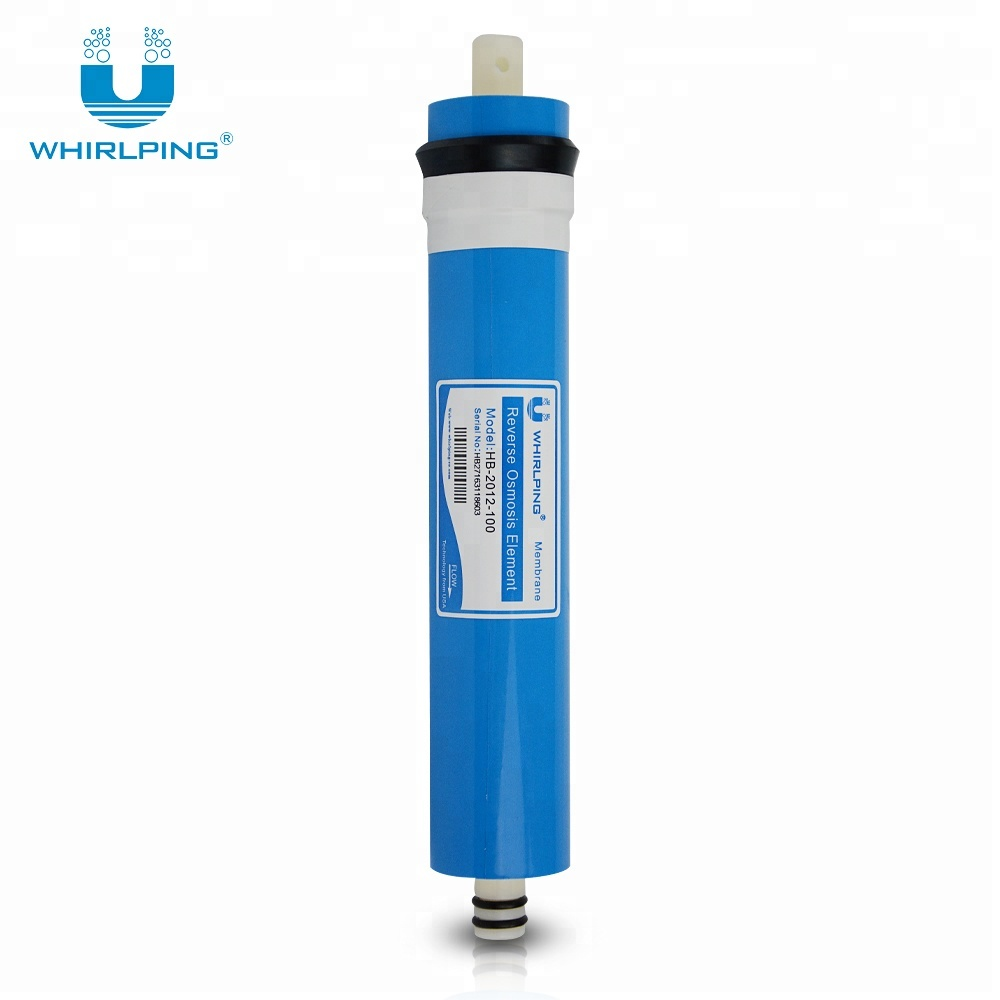 whirlping Low price high rejection TW-30 2012 100G for filmtec reverse osmosis RO <strong>membrane</strong>