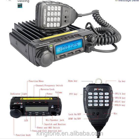 Baofeng Bf 9500 Cheap Car Radio Mobile Two Way Radio Buy 2 Way