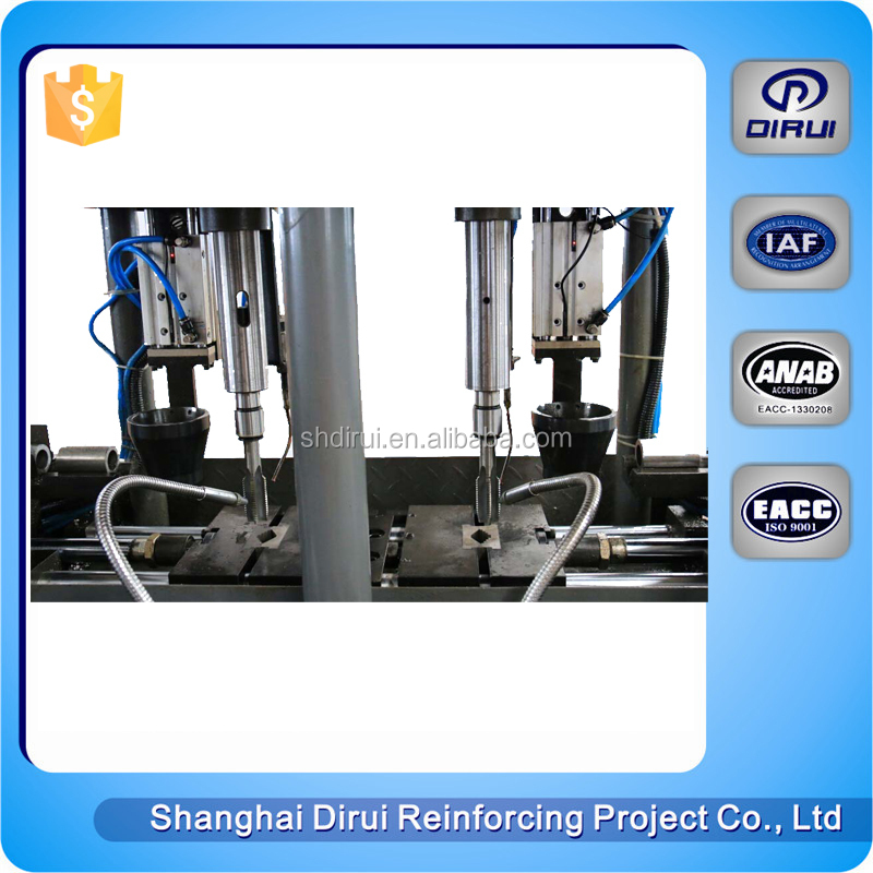 hydraulic tapping machine