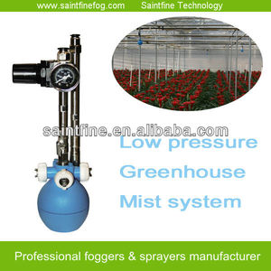 High efficiency new mode fogger ultrsonic mist