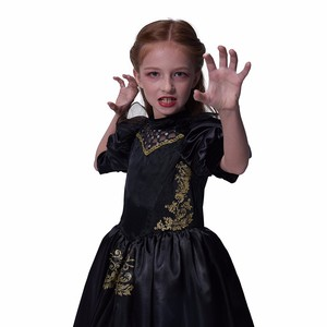 Dark Angel Carnival Role Gothic Princess Halloween Costume play dress
