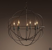 Vintage Industrial Pendant Lamp Lighting & Chandelier Pendant Lamp