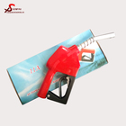 Gasoline and diesel big nozzle boots aluminum auto 11A automatic fuel dispenser nozzle