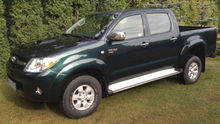 HILUX PICK UP 2007 Left Hand Drive