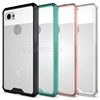 Shockproof Colors TPU Bumper Clear PC Hard Case Cover For Google Pixel 2 XL Case