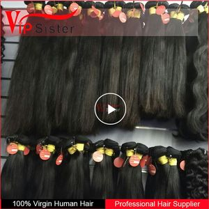 Relaxed Texture Can Be Washed & Dried Hair Extension tape human hair weft