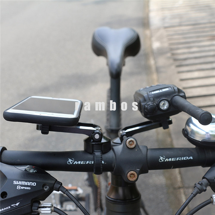 Iphone Bike Mount >> Bike Mount Universal Cell Phone Bicycle Motorcycle Handlebar