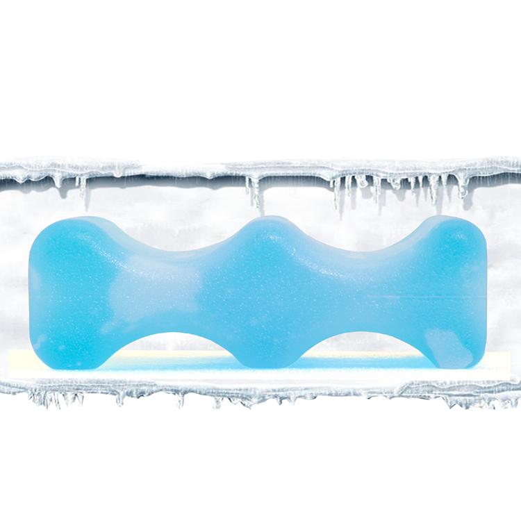 Hastane için plastik çevre dostu özel jel buz paketi, buz paketi