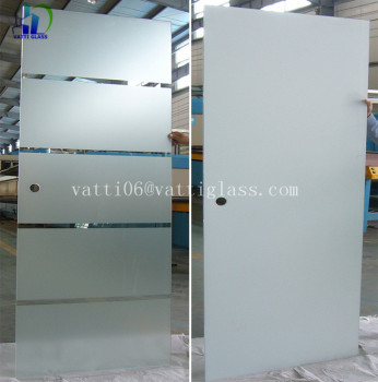 2018 New Design Bathroom Sliding Glass Door,Tempered Glass For Sliding Door, Bathroom,