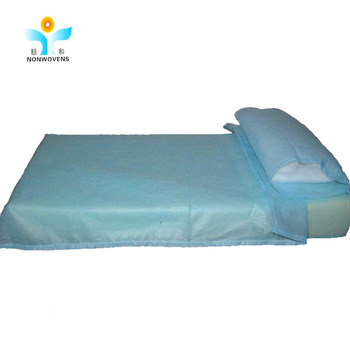 Disposable For Hotel Medical Disposable Bed Sheets For Hospital