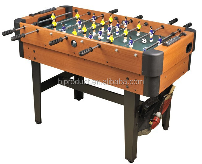 Multi Functions 4 In 1 Game Table,kids Portable Pool Soccer Table