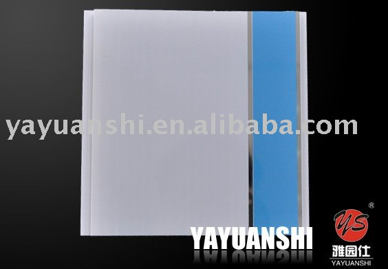 pvc ceiling panel wall tiles1/4 heat transfer