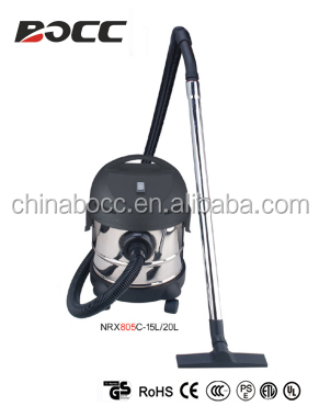 Vacuum Cleaner Type and Stainless+plastic Material Home Appliance Vacuum Cleaner