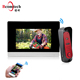 Bcomtech Hot sale 960P Doorbell Video Camera with WiFi Transfer call to Smartphone
