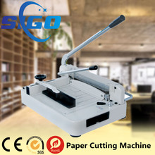 868A3 manual paper cutter guillotine with low price for sale