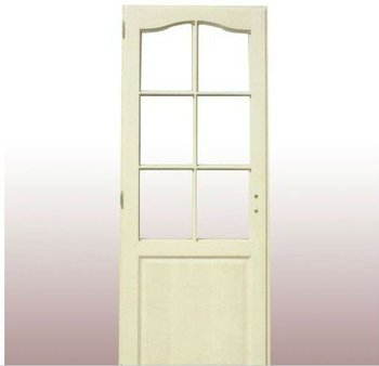 Wholesale Glass Insert Wood Interior Door