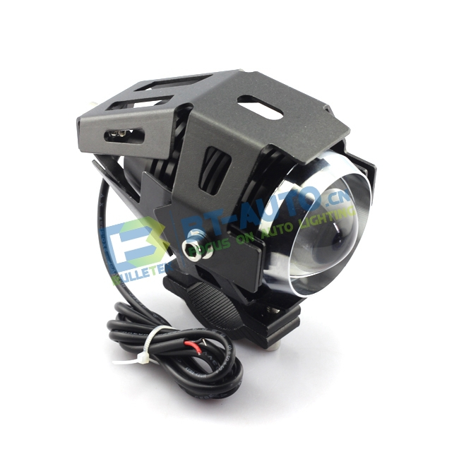 LED Projector Headlight Motorcycle