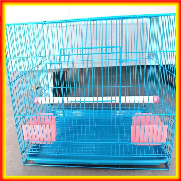 China credible supplier small bird cage