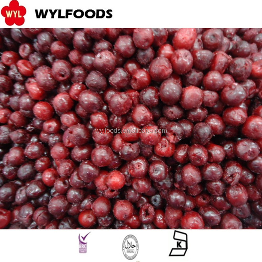 2017 New Crop High Quality Frozen Sour Cherry