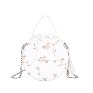 2018 new lace embroidered handbag  5683b3493d62b