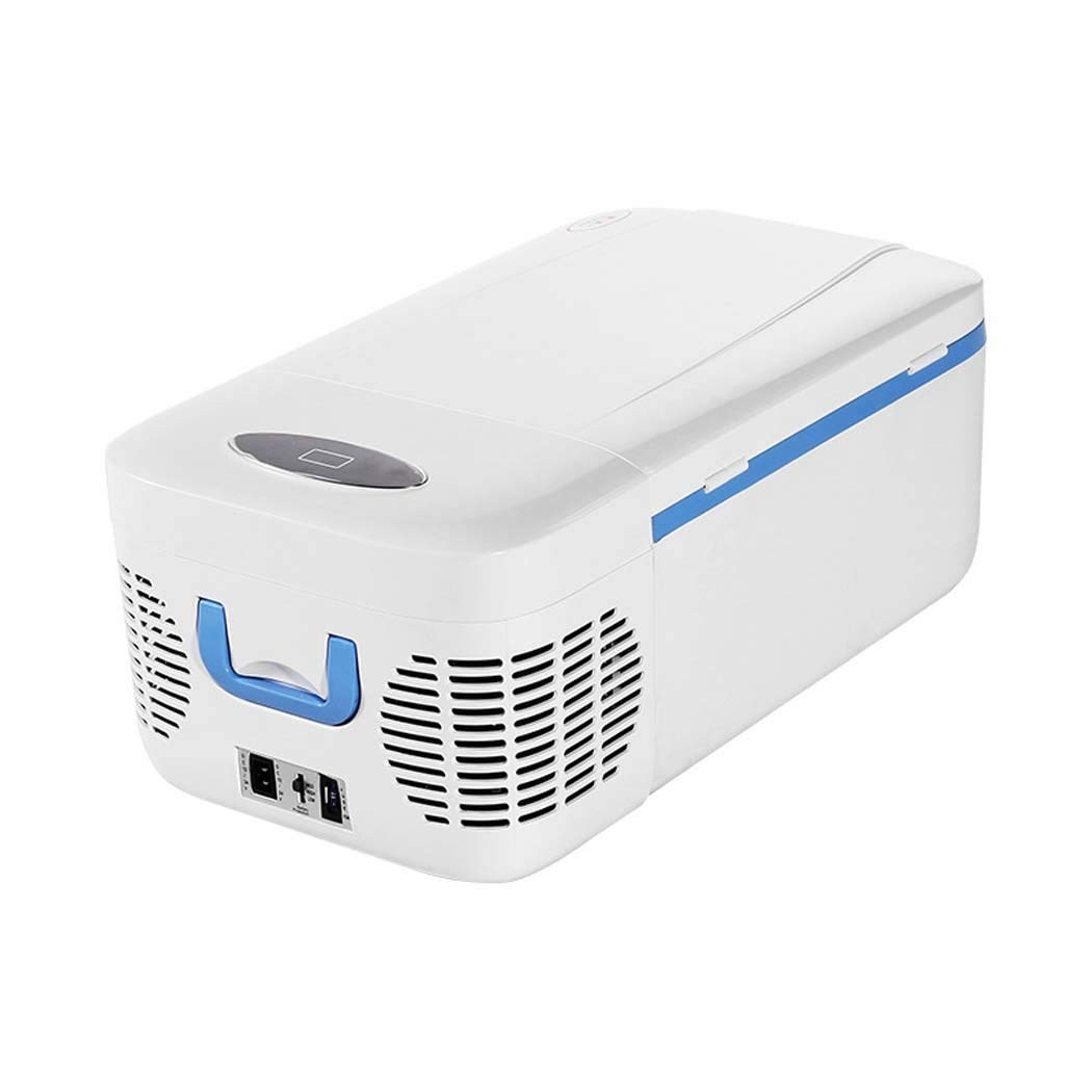 DSHBB car fridge mini,Portable Car Refrigerator,car refrigerator compressor,home camping fridge,12 liters of large capacity