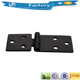 Dining table folding concealed roll top desk flat hinge 180 degree cabinet Sewing Machine Hinges