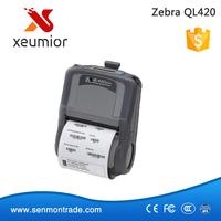 Zebra QL420 104mm paper width printing Cheap wifi thermal printer