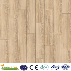 Easy Installed Interlocking Hotel Vinyl Flooring