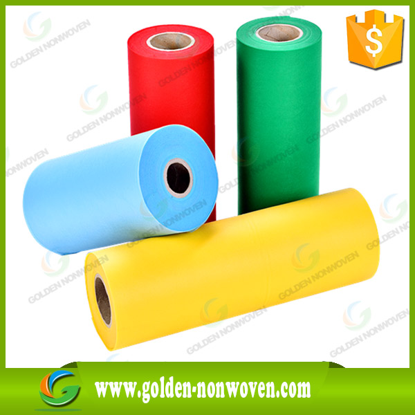 "Any Colors Standard Width 2m / 2.4m / 3.2m Paper tube 2"" or 3"" jumbo Roll PP Spunbond non-woven rolls"