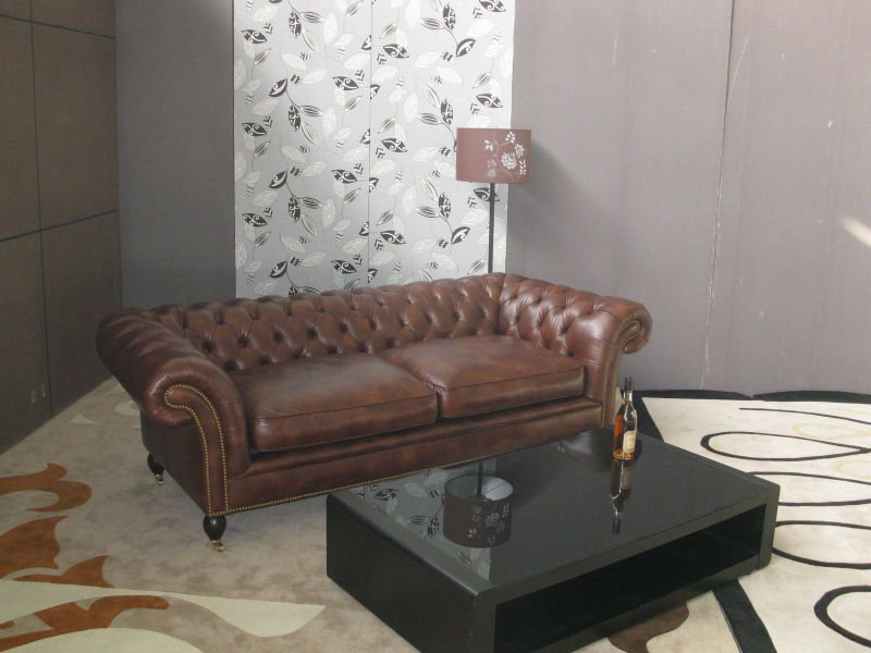 Rot Chesterfield-sofa Leder Wohnzimmer Möbel Sofa Set - Buy  Chesterfield-sofa,Wohnzimmer Möbel,Leder Sofa Set Product on Alibaba.com