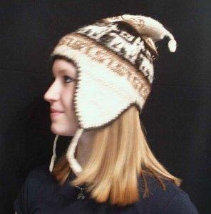 New Peruvian Alpaca Chullo Winter Hat - Buy Winter Hat Product on ... c07f2b9679d