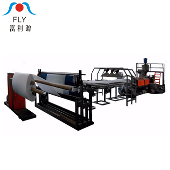 EPE Foam Sheet Extrusion Line/Extrusion Making Machine